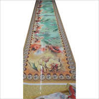 Linen Digital Print Sarees