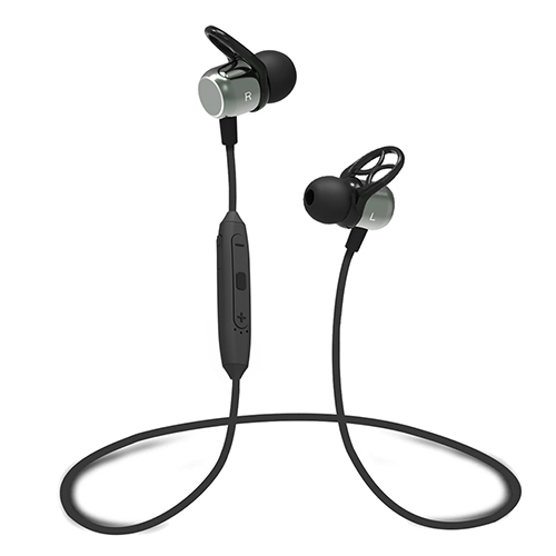 pTron InTunes Evo Magnetic In-Ear Stereo Bluetooth Earphones with Mic