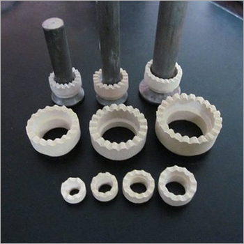 White Ceramic Ferrule