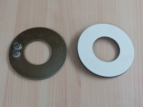 Half Sheathed Ring Heater