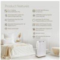 Portable Air Conditioner Cum Dehumidifier