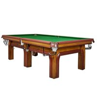 Imported Antique Billiards Table