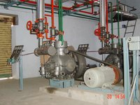 Ammonia Single Cylinder Compressor