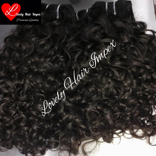 Unprocessed Raw Human Hair