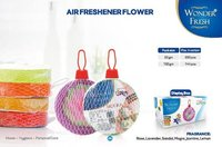 Lemon Fragrance Air Freshener Flower