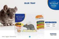 Non Toxic Mouse Glue Trap