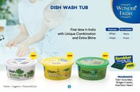 Tulsi & Cucumber Fragrance Dish Wash Bar