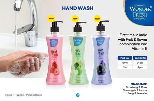 Wonder Fresh Liquid Hand Wash
