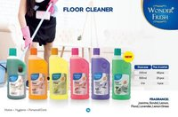 Floral Fragrance Disinfectant Floor Cleaner