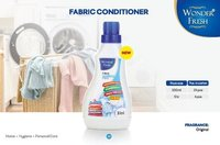 Wonder Fresh Fabric Conditioner