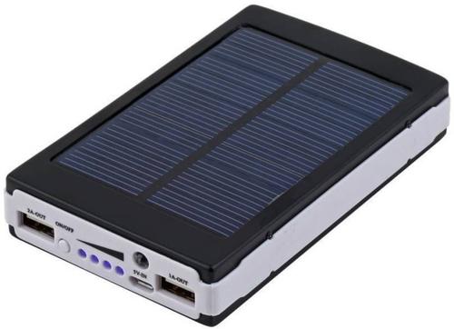 20000mAh Solar Power Bank