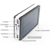 15000mAh Solar Power Bank