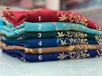 Embroidery Long Sleeve Kurti
