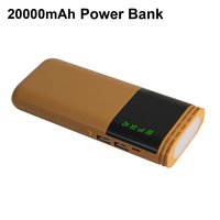 10000mAh Super LED Power Bank