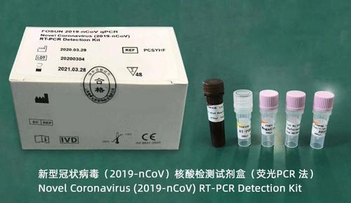 Novel Coronavirus RT-PCR Detection Kit