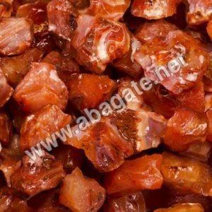 Red Carnelian Rough Stone