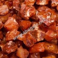 Red Carnelian Rough Stone