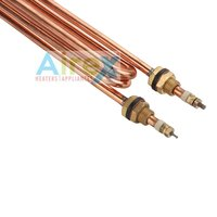 Airex Washing Machine Element Double Band 3000W, Copper