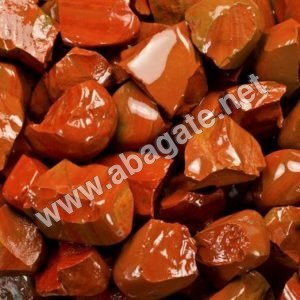 Red Jasper Rough Stone