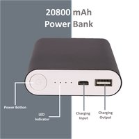 20800mAh Power Bank