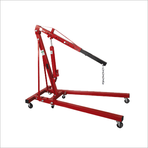 Industrial Heavy Duty Hydraulic Floor Cranes