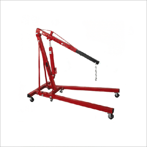 Light Duty Hydraulic Floor Crane