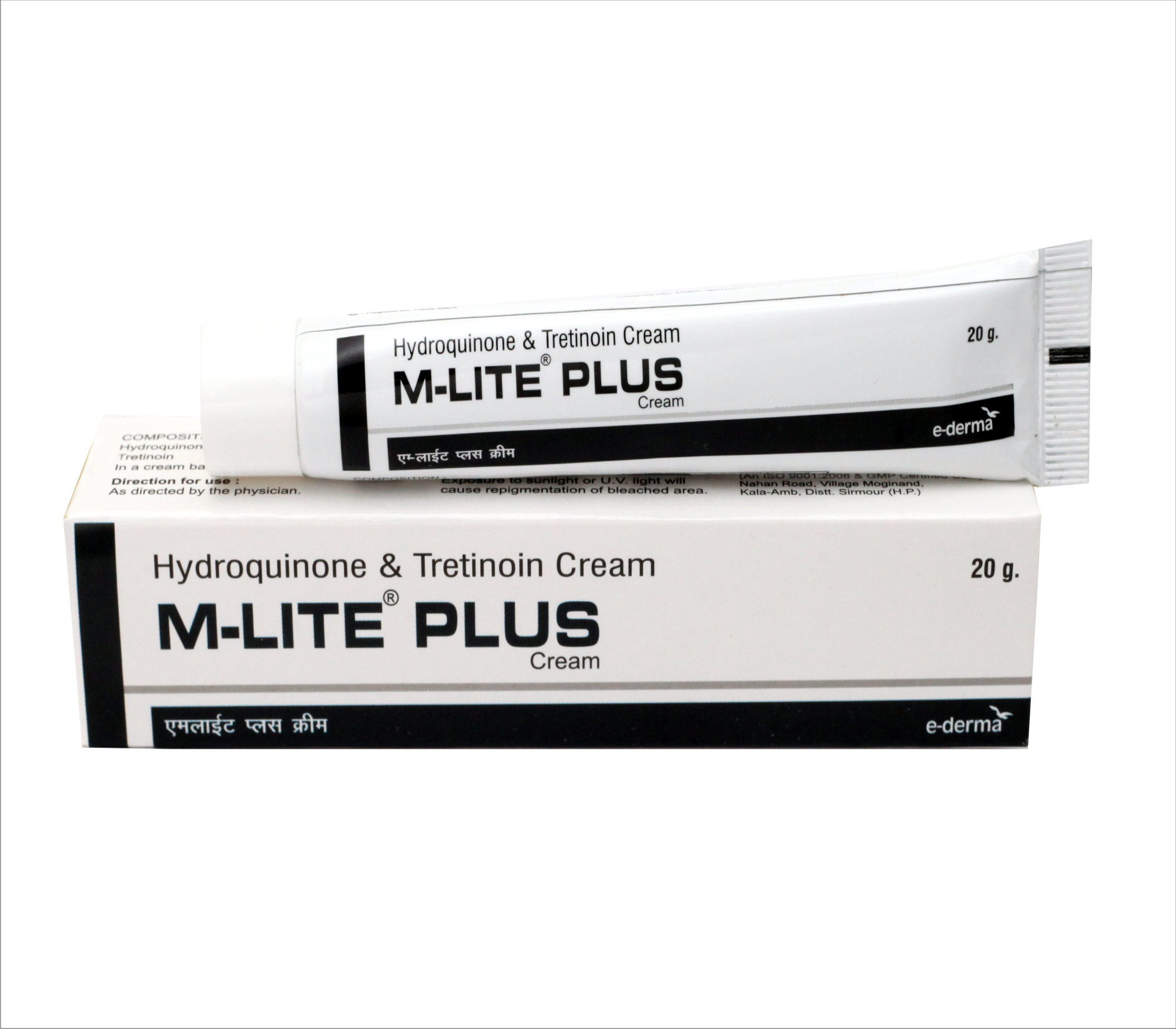HYDROQUINONE AND TRETINOIN CREAM
