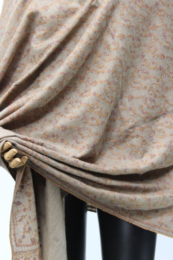 Hand Made Hand Woven Hand Embroided Pashmina Shawls