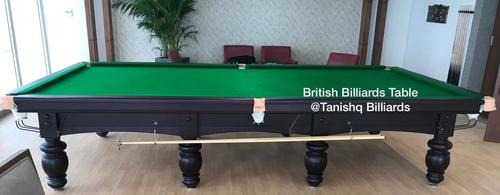 Wooden Billiards Board Table