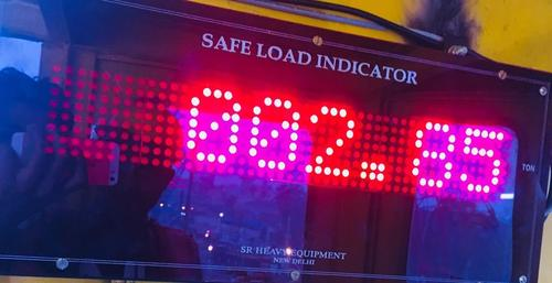 GANTRY CRANE LOAD INDICATOR Weight: 3  Kilograms (kg)