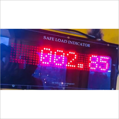 GANTRY CRANE LOAD INDICATOR