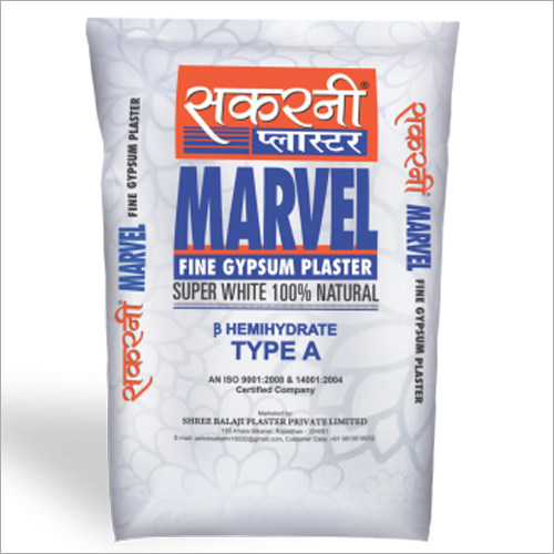 Marvel - Gypsum Plaster