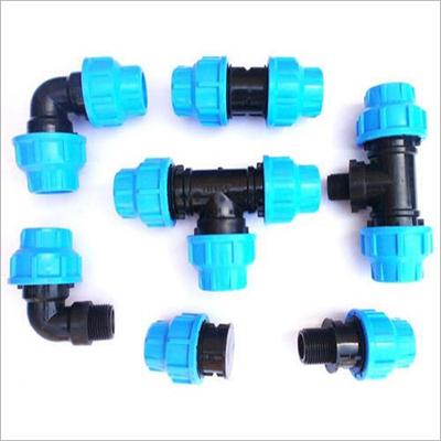 Industrial MDPE Pipe Fittings