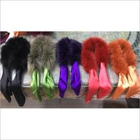 Fur Coller Scarfs