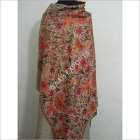 Wool Embroidery Stoles/ Shawls