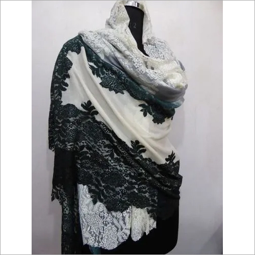 Wool Lace Stoles/Shawls