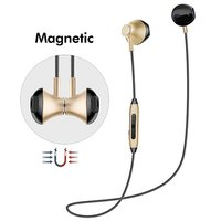 pTron InTunes Pro In-Ear Magnetic Stereo Wireless Headphones with Mic