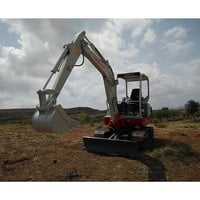 4CYCL Fine Equipment Fine Mini TB219 Excavator