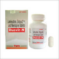 Lamivudine, Zidovudine And Nevirapine Tablets