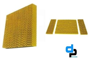 Yellow Cooling Pad