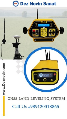 GNSS Land Leveling Systems
