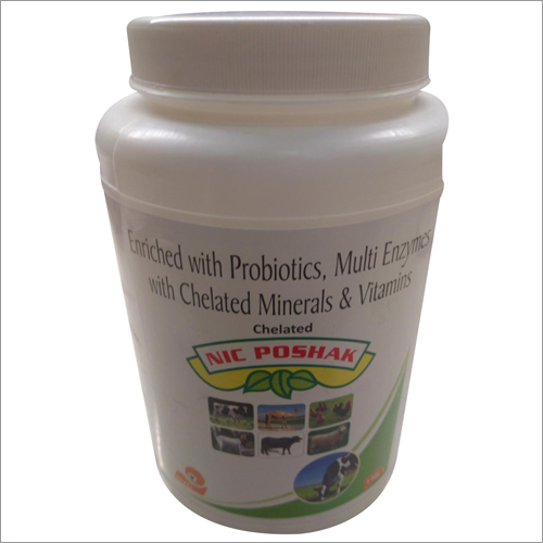 Enriched With Probiotics Multi Enzymes With Chelated Minerals & Vitamins