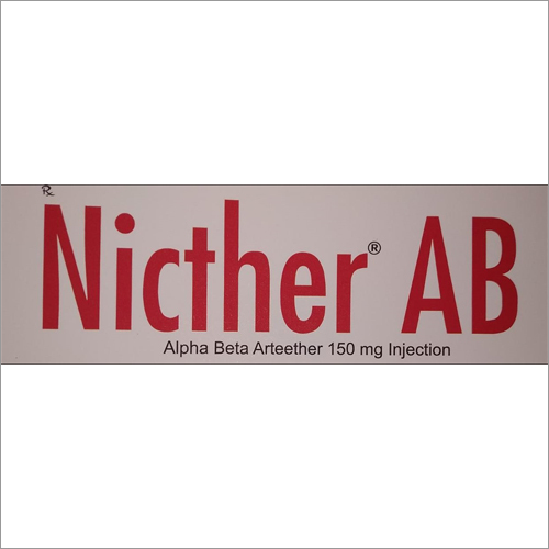Alpha Beta Arteether 150 mg Injection