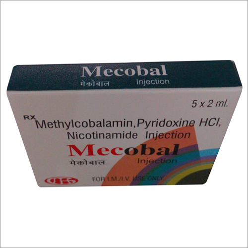 Methylcobalamin Pyridomine HCI Nicotinamide Injection