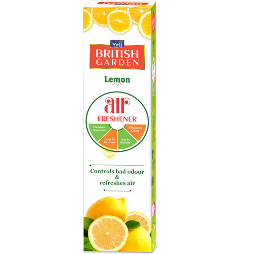 Lemon Fragrance Air Freshener Spray