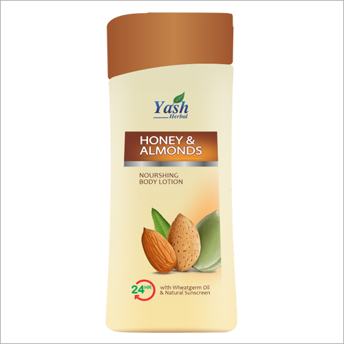 Honey Almonds Body Lotion
