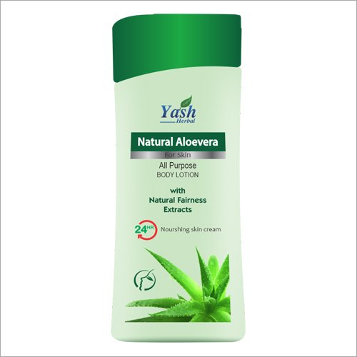 Natural Aloevera Body Lotion
