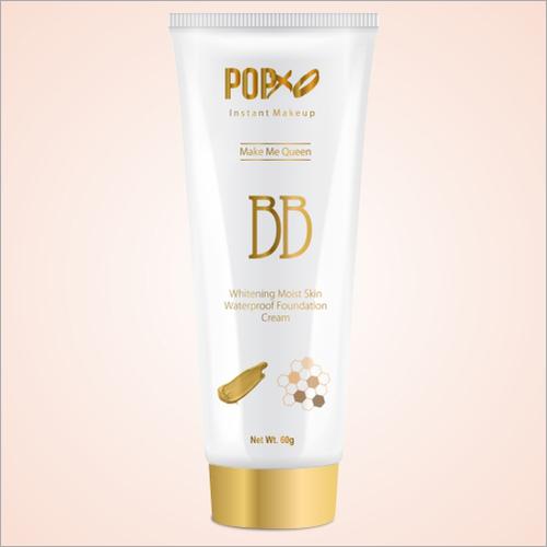60 gm BB Whitening Moist Skin Waterproof Foundation Cream