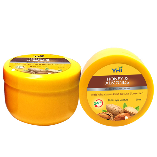 20ml Honey And Almonds Nourshing Skin Cream