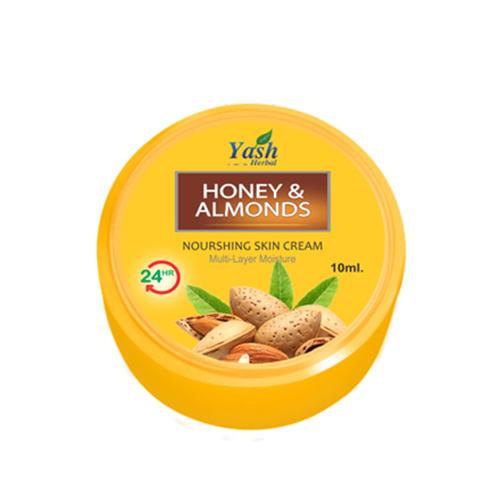 10 ml Honey And Almonds Nourshing Skin Cream